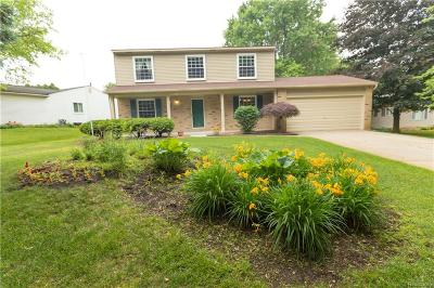 Single Family Home For Sale: 6504 Fieldview Avenue