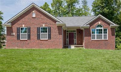 White Lake Single Family Home For Sale: 8042 Ivy Glen Park Lane