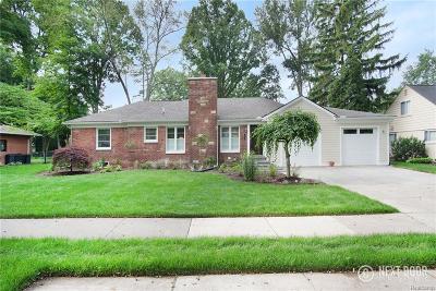 Beverly Hills Vlg Single Family Home For Sale: 17381 Kirkshire Avenue