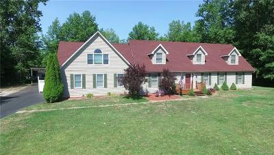 Single Family Home For Sale: 13503 Sumpter Road