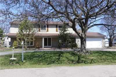Bloomfield, Bloomfield Hills, Bloomfield Twp, West Bloomfield, West Bloomfield Twp Single Family Home For Sale: 5538 Castleton Drive