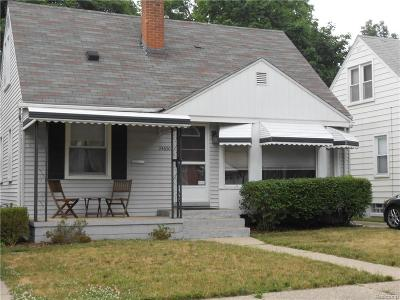 Oakland County, Macomb County, Wayne County Single Family Home For Sale: 24630 Boston Street
