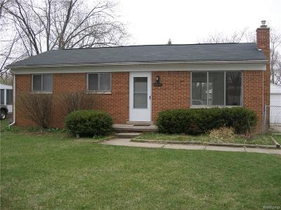 Ann Arbor Rental For Rent: 3310 Creek Drive