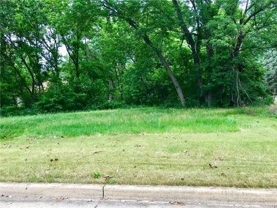 Commerce Twp Residential Lots & Land For Sale: Annison Drive