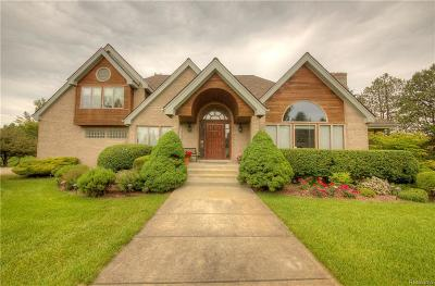 City Of The Vlg Of Clarkston, Clarkston, Independence Twp Single Family Home For Sale: 4454 Lancaster Drive