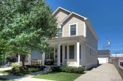Birmingham Single Family Home For Sale: 1109 Bennaville Avenue