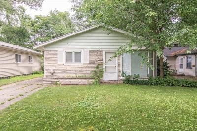 Ferndale Single Family Home For Sale: 3350 McDowell Street