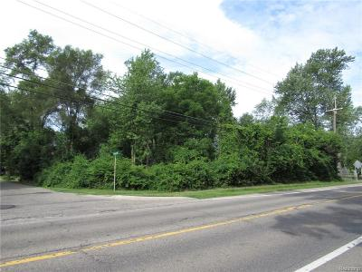 Waterford Twp MI Residential Lots & Land For Sale: $24,000