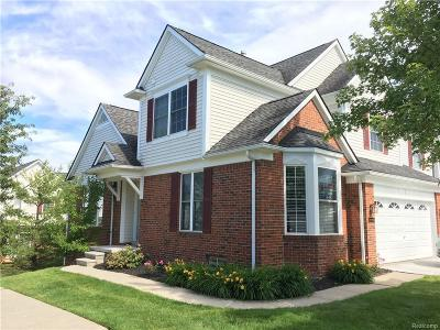 Novi MI Condo/Townhouse For Sale: $279,900