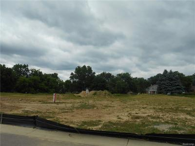 Commerce Twp Residential Lots & Land For Sale: 4120 Inverrary Court