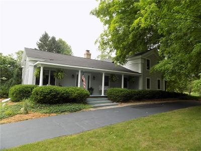 Commerce Twp Single Family Home For Sale: 4910 Cooley Lake Rd
