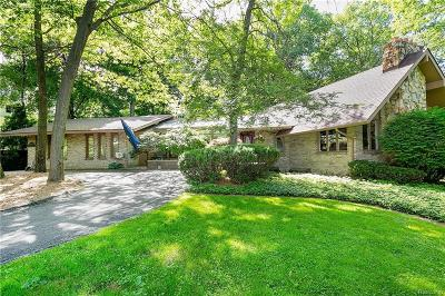Bloomfield Twp Single Family Home For Sale: 1789 Long Lake Shore Drive