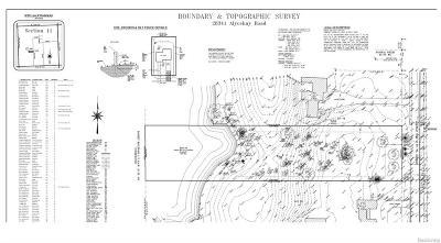 Farmington Hills Residential Lots & Land For Sale: 28341 Alycekay Street