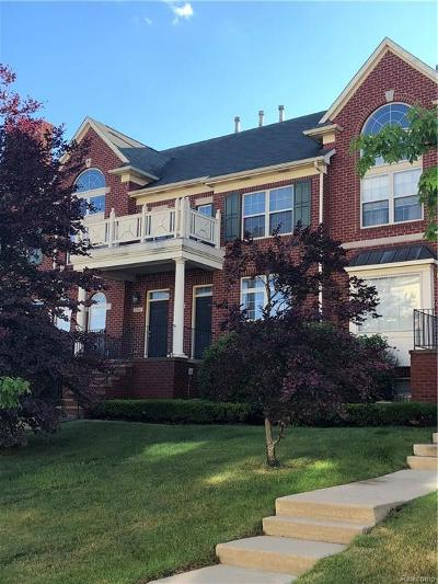 Troy Condo/Townhouse For Sale: 1392 Raliegh Pl