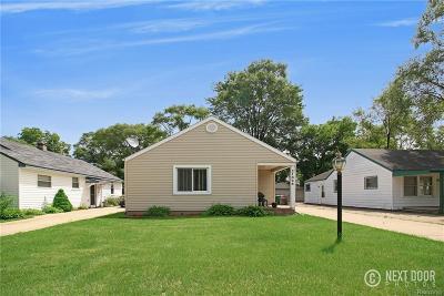Farmington, Farmington Hills Single Family Home For Sale: 21036 Saint Francis Street
