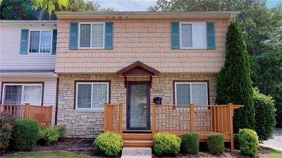 Allen Park, Lincoln Park, Southgate, Wyandotte, Taylor, Riverview, Brownstown Twp, Trenton, Woodhaven, Rockwood, Flat Rock, Grosse Ile Twp, Dearborn, Gibraltar Condo/Townhouse For Sale: 16369 Terrace Village Drive #71