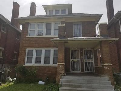Multi Family Home For Sale: 2285-2289 W Euclid Street