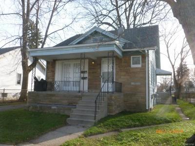 Warren Multi Family Home For Sale: 7604 Jackson Avenue