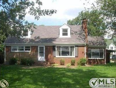 West Bloomfield, West Bloomfield Twp Single Family Home For Sale: 4495 Linwood Street