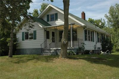 Single Family Home For Sale: 630 Angle Road