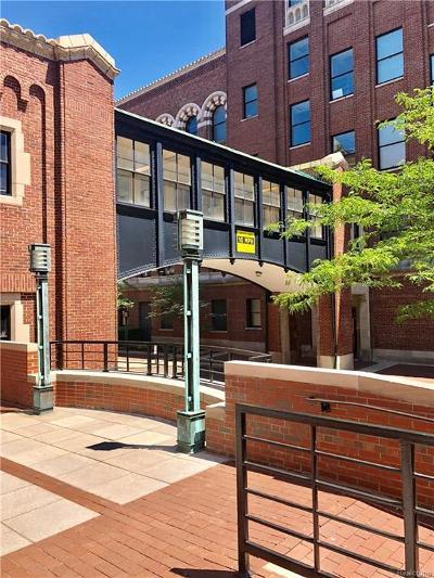 Detroit Condo/Townhouse For Sale: 200 River Place Drive #18