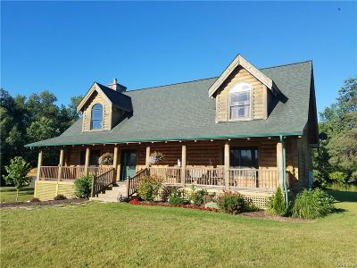 Holly Single Family Home For Sale: 11488 Willow Court