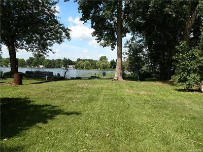 Brandon Twp Residential Lots & Land For Sale: Lake Pointe