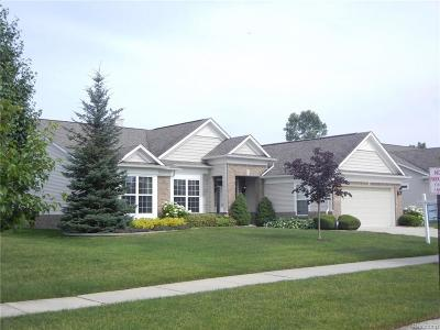 Brownstown, Brownstown Twp Condo/Townhouse For Sale: 24309 Crystal Drive