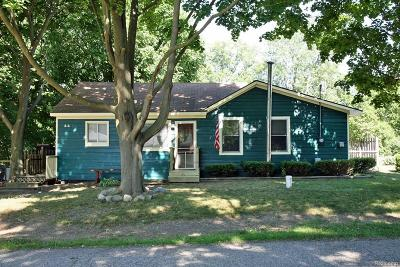 Ortonville Single Family Home For Sale: 44 Kearsley