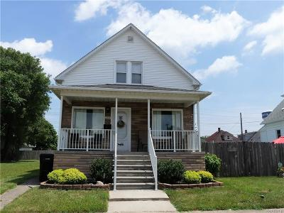 Wyandotte Single Family Home For Sale: 3373 12th Street