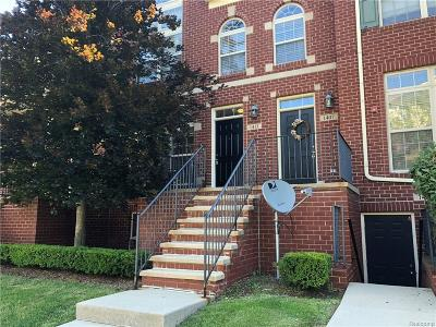 Troy Condo/Townhouse For Sale: 1413 Ashford Court #63