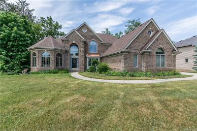 Oxford Single Family Home For Sale: 1896 Royal Birkdale Drive