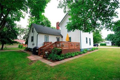 Belleville Single Family Home For Sale: 242 Church Street