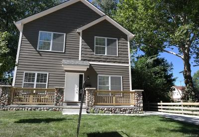 Royal Oak Single Family Home For Sale: 2205 Brockton