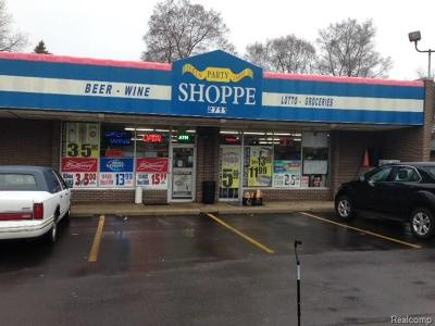 Commerce Twp Commercial For Sale: 2711 Benstein