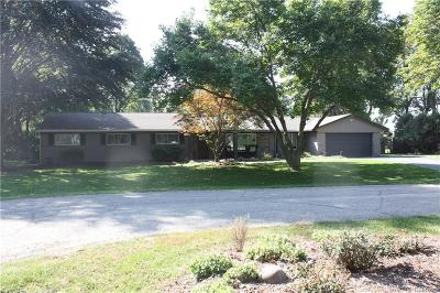 Bloomfield Twp Single Family Home For Sale: 5665 Kolly Road