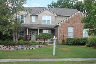 Oxford Single Family Home For Sale: 1265 Bellwood Court