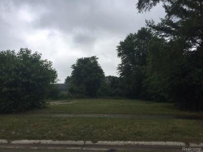 Rochester, Rochester Hills Residential Lots & Land For Sale: 3415 Bathurst Avenue
