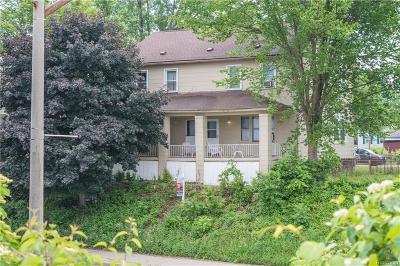 Wyandotte Single Family Home For Sale: 745 Eureka Road