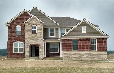 Lyon Twp Single Family Home For Sale: 51537 Bloom Court
