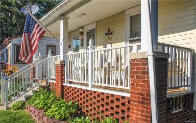 Wayne Single Family Home For Sale: 4523 Williams Street