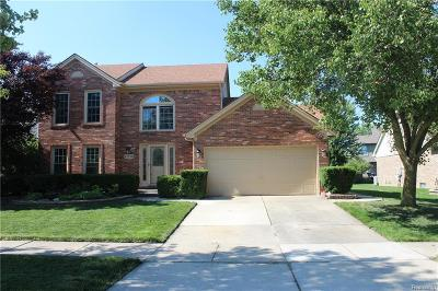 Single Family Home For Sale: 45336 Glengarry Boulevard