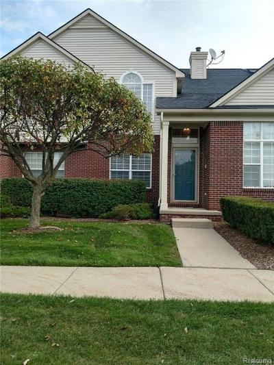 Commerce Twp Condo/Townhouse For Sale: 1202 Abigail Court