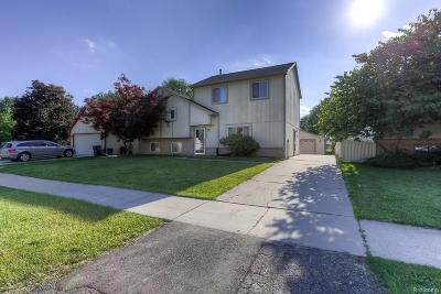 Single Family Home For Sale: 407 N Willard Road