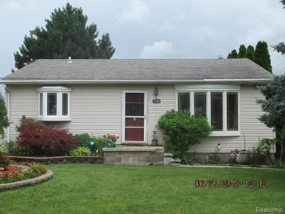 Monroe County Single Family Home For Sale: 7650 Water Street