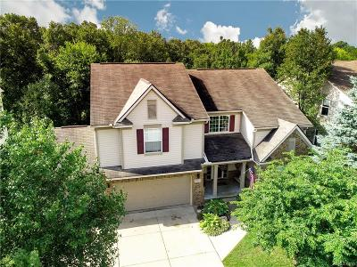 Commerce Twp Single Family Home For Sale: 4922 White Tail Court