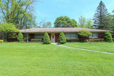 Franklin Vlg Single Family Home For Sale: 30630 Helmandale Drive