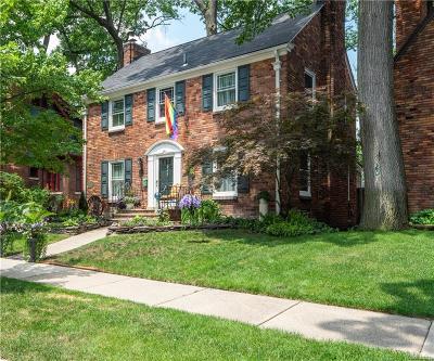 Ferndale Single Family Home For Sale: 446 W Drayton Street