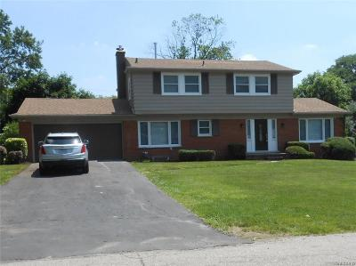 Bloomfield Twp Single Family Home For Sale: 2641 Bridle Road