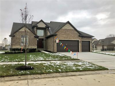 Macomb Twp Single Family Home For Sale: 55155 Hidden River Dr Drive